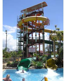 Ballina Olympic Pool and Waterslide - Accommodation Sydney